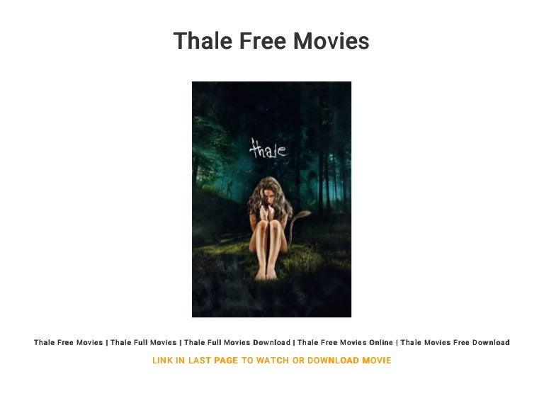Thale Free Movies