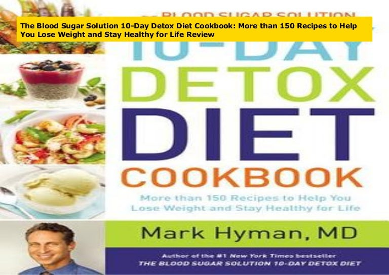 10 day detox diet review