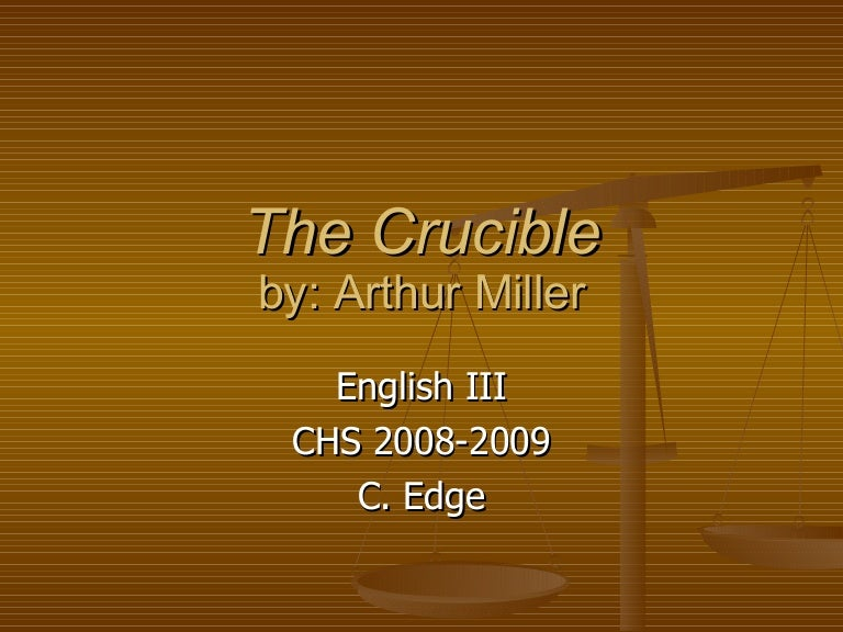 rhetorical devices in the crucible