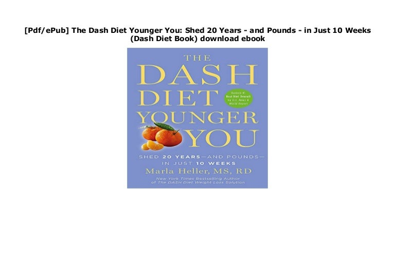 dash diet younger you pdf