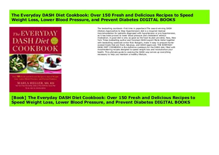 the everyday dash diet cookbook doc