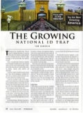 The Growing National ID Trap - Endtime Magazine Article - Jan-Feb 2008.PDF