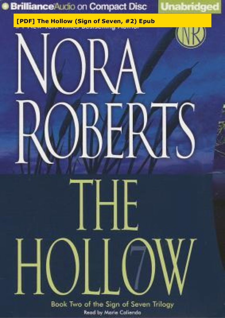 Read The Hollow Sign Of Seven 2 By Nora Roberts
