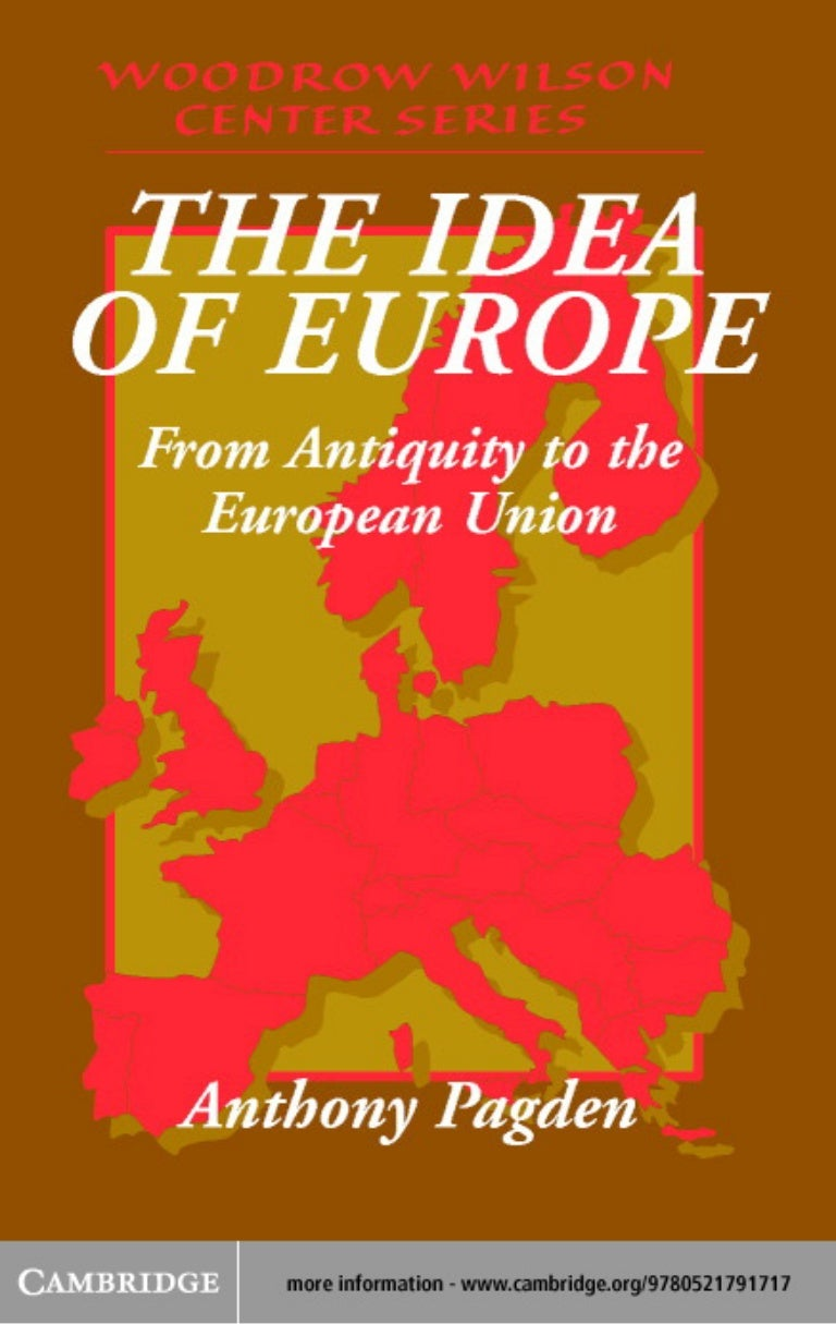 The idea of europe from antiquity to the european union fandeluxe Image collections