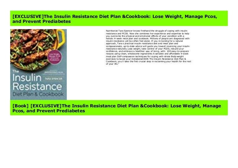 pre diabetic pcos diet plan
