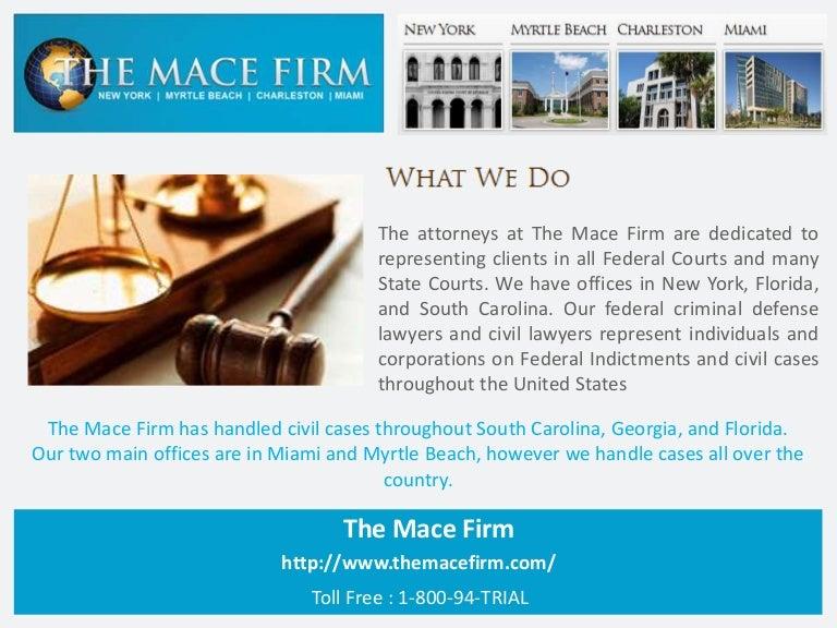 South Carolina Lawyers