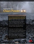 API Report: The Right Road to Clean Power