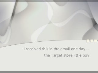 what target store