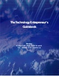 The  Technology  Entrepreneur Guidebook