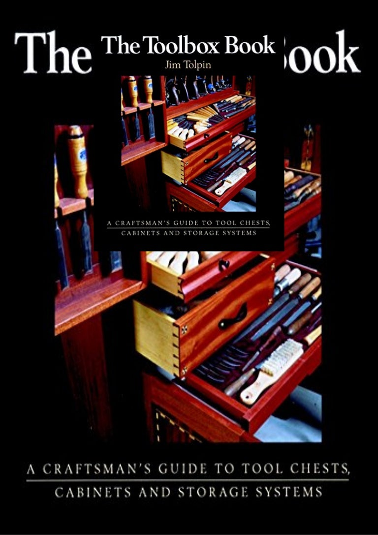 Free [PDF❤ BOOK]⚡ The Toolbox Book: A Craftsman's Guide to Tool Chests,