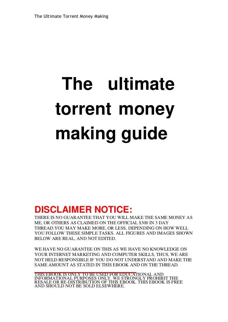3 torrents