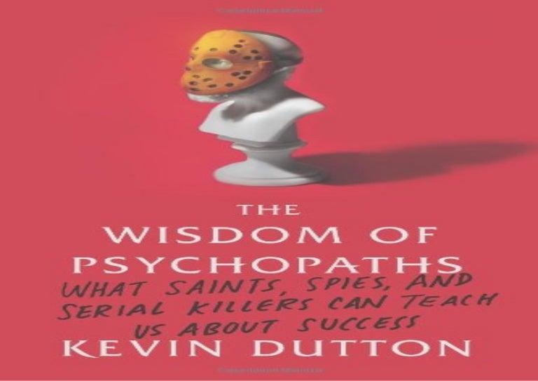 A Sabedoria Dos Psicopatas - eBook - WOOK