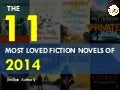 The 11 Most Loved Fiction Novels of 2014