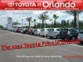 The 2012 Toyota Prius in Orlando!