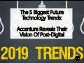 The 5 Biggest Future Technology Trends: Accenture Reveals Their Vision Of Post-Digital