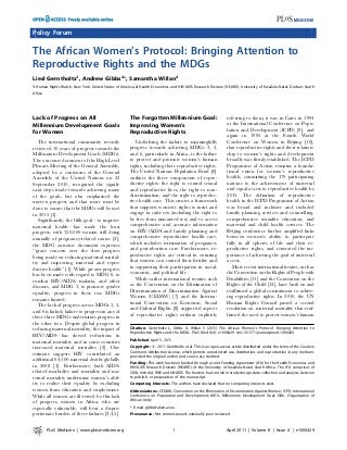 Global Women's Reproductive Rights Essay - image 2
