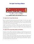 the apple cider vinegar miracle pdf