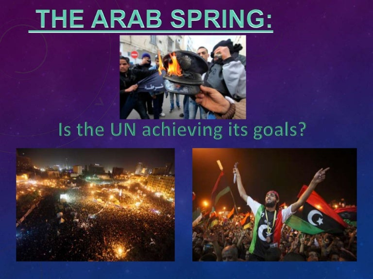 The Arab Spring 3