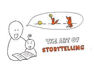 'Storytelling' on SlideShare