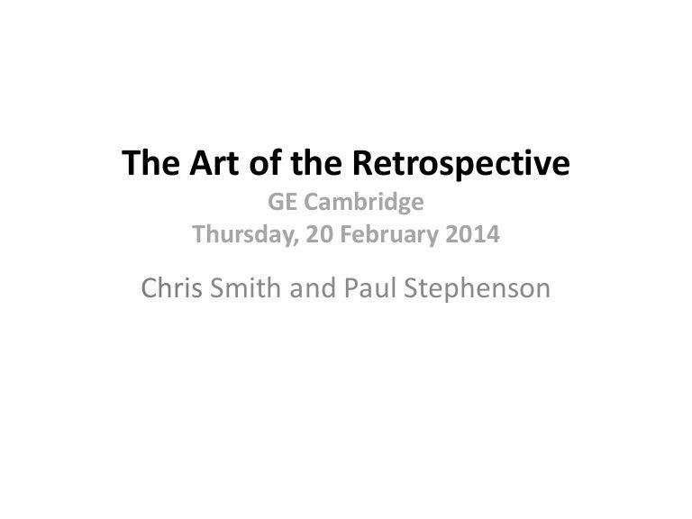 retrospect powerpoint theme