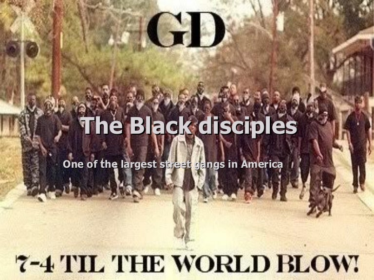 The Black Disciples