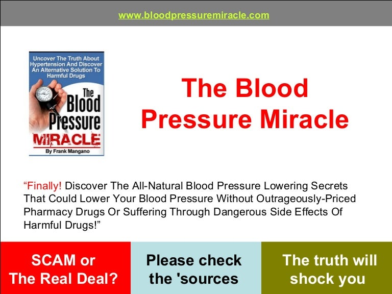 Personal Stories of High Blood Pressure Control