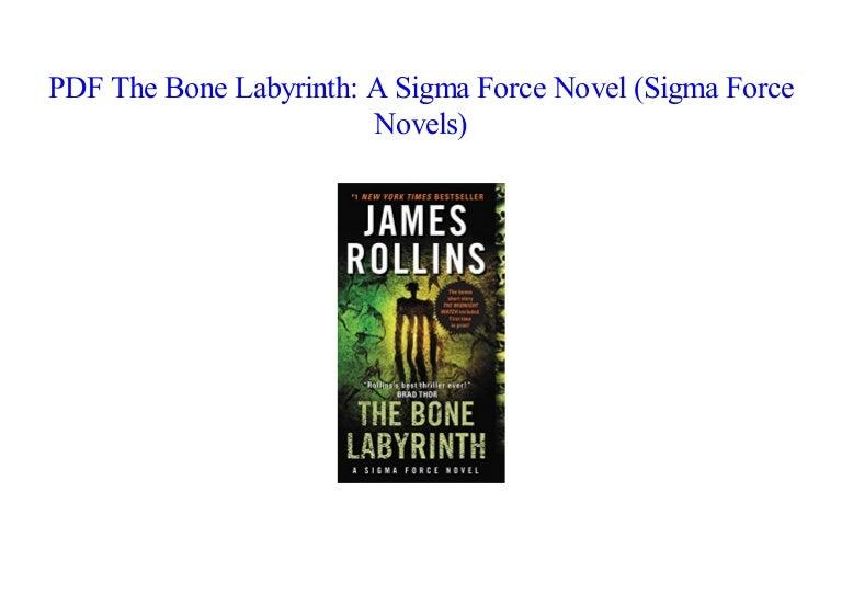 James Rollins The Bone Labyrinth Epub