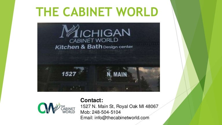 Buy Kitchen Bathroom Cabinets In Michigan