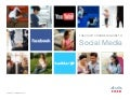 The Cisco Channels Guide to Social Media