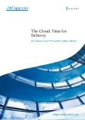 The Cloud: Time for Delivery