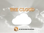 Getting to Know, 'The Cloud'