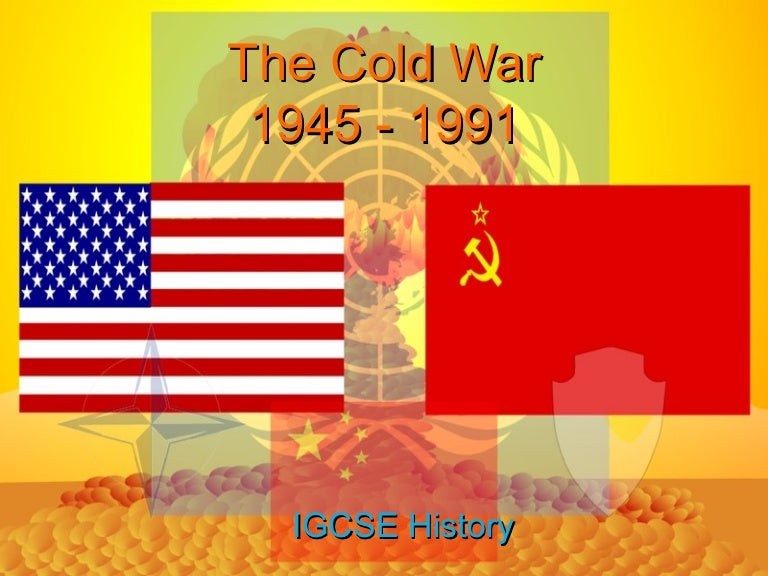 analysing the origins of the cold war The cold war remains, despite the proliferation of studies of the subject, one of the most enigmatic and elusive international conflicts of modern times like all complex international conflicts, it does not have a single cause.
