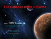 The collapse of_the_universe