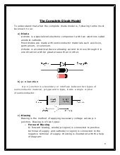 The Complete Diode Model