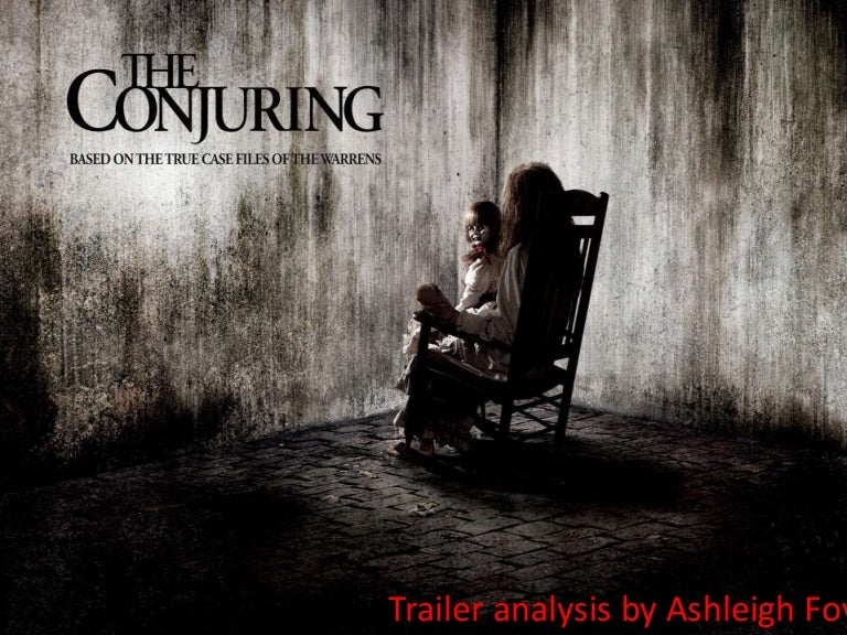 Trailer Conjuring