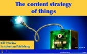 The Content Strategy of Things