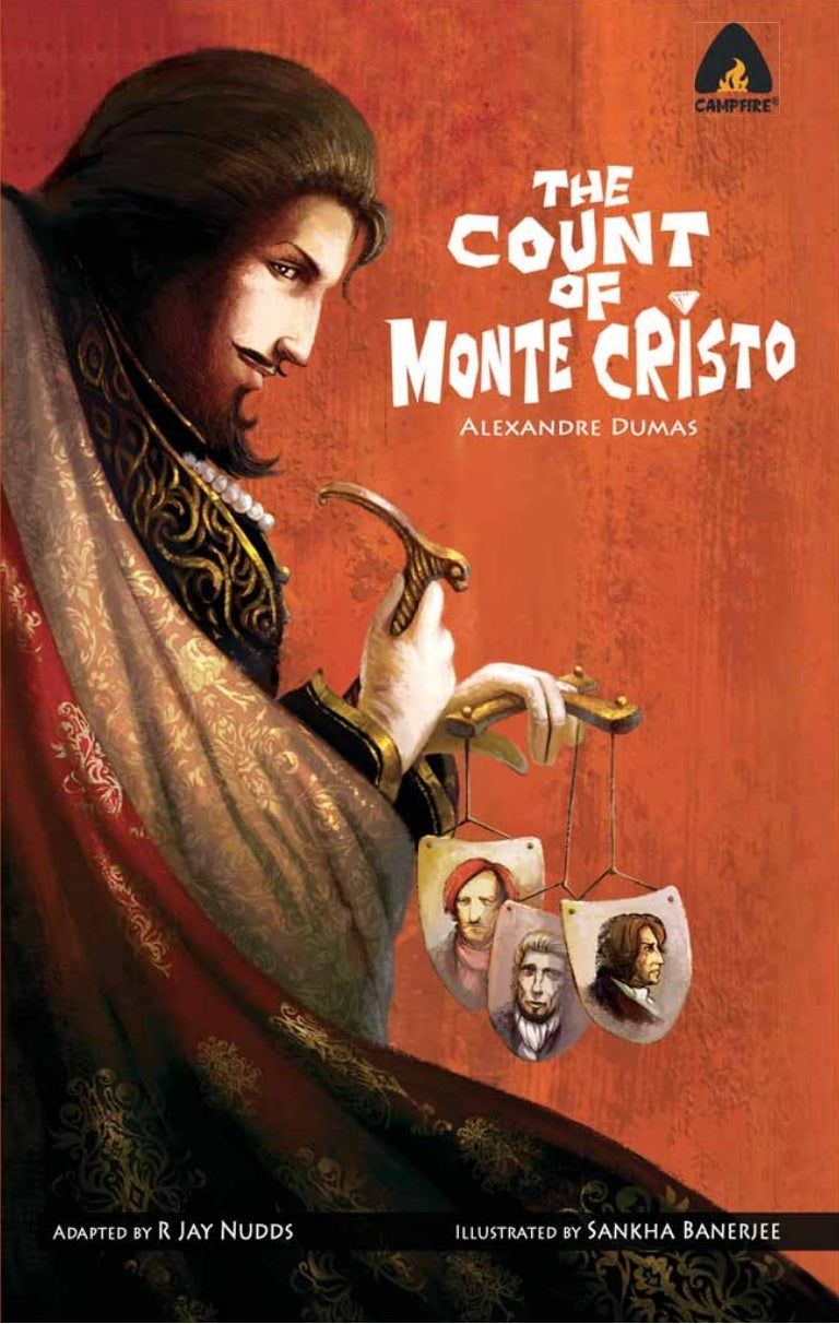 the count of the monte cristo