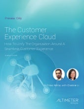 [REPORT] The Customer Experience Cloud