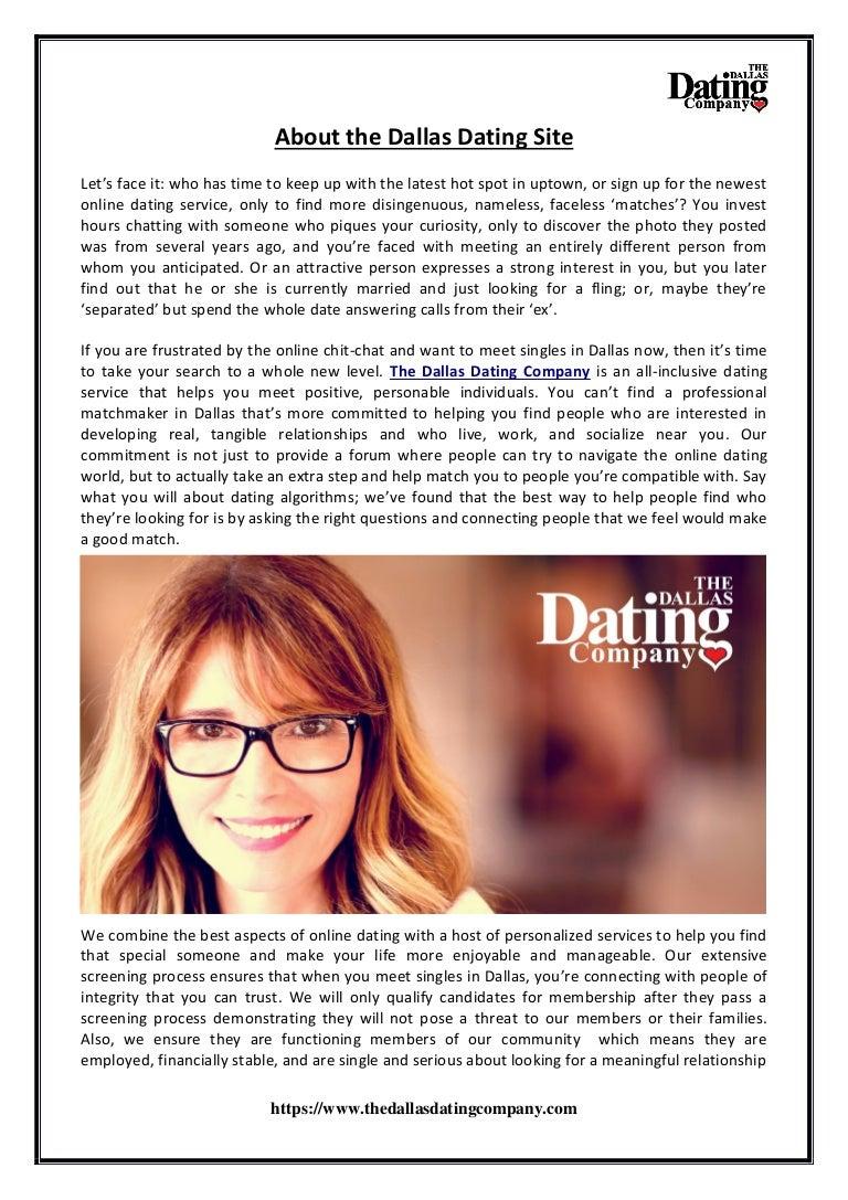 dallas dating company member login