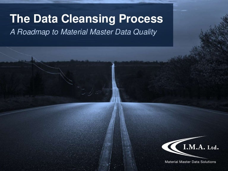 Role of data cleaning in data warehouse.