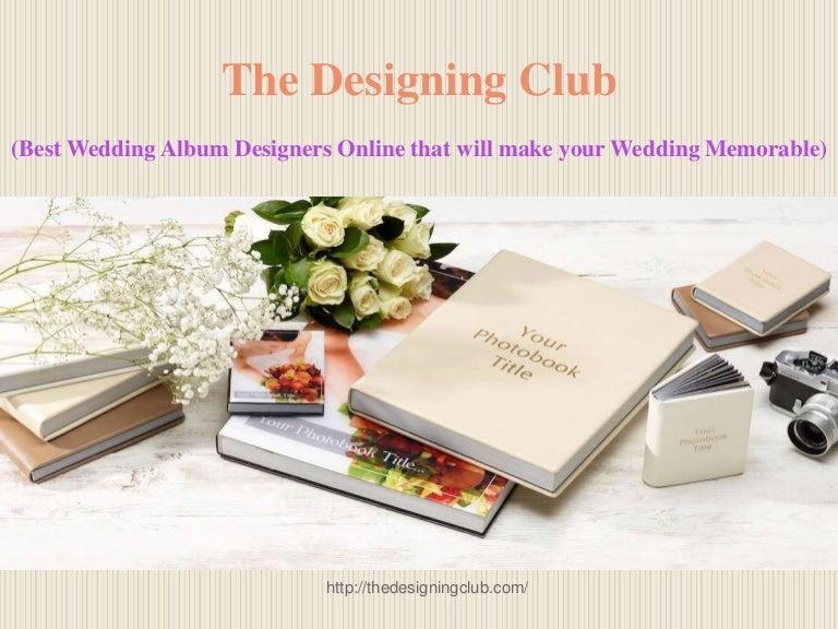 Wedding Album Design Online