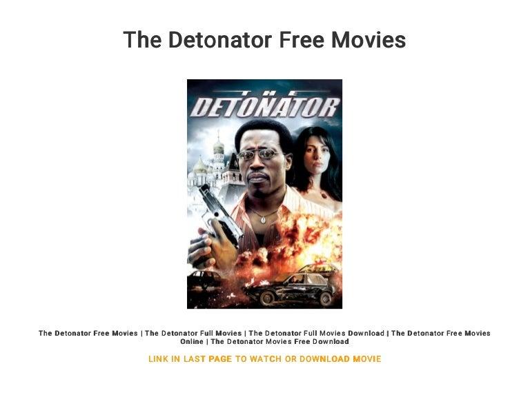 watch the detonator 2006 online free