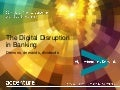 Accenture North American Digital Banking Consumer Survey 2014