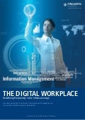 The digital workplace   whitepaper - infocentric research