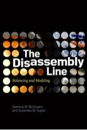 The Disassembly Line: Balancing and Modeling / Chapter 1