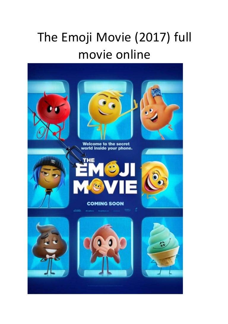 Watch The Emoji Movie Theater Www Moviestarflix Com