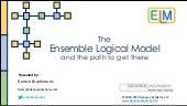 The Ensemble Logical Model (by Remco Broekmans)