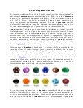 The entrancing aura of gemstones