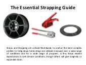 The Essential Strapping Guide