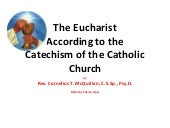 The Eucharist - A Short Course for Catechists